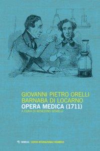 Copertina di 'Opera medica'