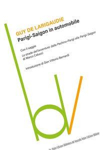 Copertina di 'Parigi-Saigon in automobile'