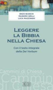 Copertina di 'Leggere la Bibbia nella Chiesa'