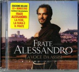 Copertina di 'La voce di Assisi. Edizione Deluxe'