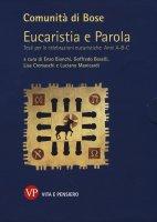 Eucaristia e parola di  su LibreriadelSanto.it