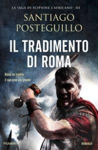Copertina di 'Il tradimento di Roma'