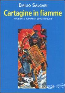 Copertina di 'Cartagine in fiamme'