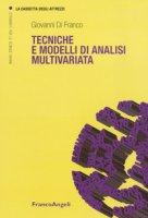 Tecniche e modelli di analisi multivariata - Di Franco Giovanni