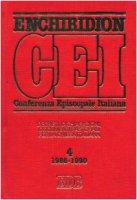 Enchiridion CEI. Decreti, dichiarazioni, documenti pastorali per la Chiesa italiana (1986-1990) [vol_4]