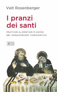Copertina di 'I pranzi dei santi'