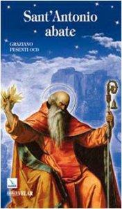 Copertina di 'Sant'Antonio Abate. Padre del monachesimo'
