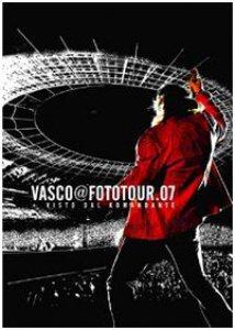 Copertina di 'Vasco@Fototour '07. Con DVD'