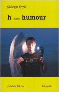 Copertina di 'H come Humour'