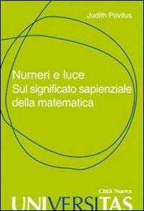 Copertina di 'Numeri e luce'