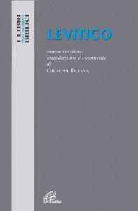 Copertina di 'Levitico. Nuova versione, introduzione e commento'