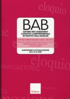 BAB. Batteria per assessment comport. della balbuzie - Vanryckeghem Martine, Brutten Gene J.