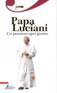 Copertina di 'Papa Luciani'