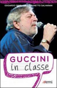 Copertina di 'Guccini in classe.'