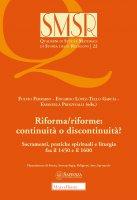 Riforma-riforme: continuità o discontinuità?