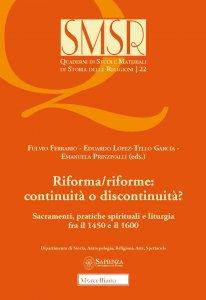 Copertina di 'Riforma-riforme: continuità o discontinuità?'