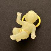 Immagine di 'Gesù Bambino fosforescente - altezza 4 cm'