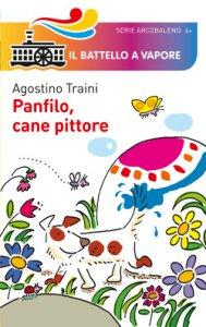 Copertina di 'Panfilo, cane pittore'