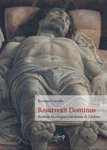 Copertina di 'Resurrexit Dominus. Andrea Mantegna e la storia di Zarlino'