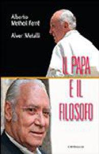 Copertina di 'Il papa e il filosofo'