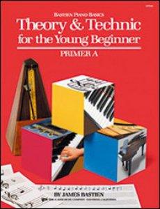 Copertina di 'Teoria e tecnica per il piccolo principiante. Preparatorio A'