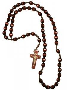 Copertina di 'Rosario francescano grande'