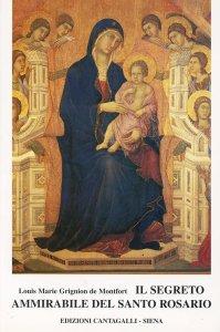 Copertina di 'Il segreto ammirabile del santo rosario'