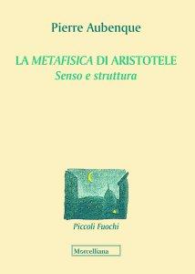Copertina di 'La metafisica di Aristotele'