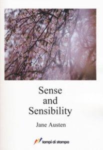 Copertina di 'Sense and sensibility'