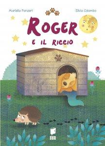 Copertina di 'Roger e il riccio'