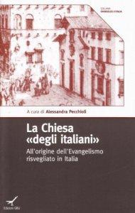 Copertina di 'Chiesa «degli italiani»'