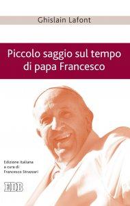 Copertina di 'Piccolo saggio sul tempo di papa Francesco'