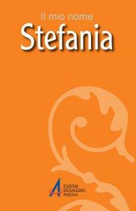 Copertina di 'Stefania'