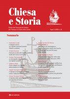 Chiesa e Storia. 10.2020: Rivista dell'Associazione Italiana dei Professori di Storia della Chiesa