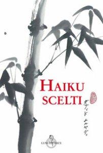 Copertina di 'Haiku scelti'