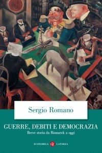 Copertina di 'Guerre, debiti e democrazia'