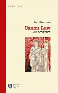 Copertina di 'Canon Law'