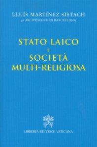 Copertina di 'Stato laico e società multi-religiosa'