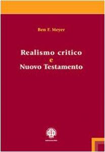 Copertina di 'Realismo critico e Nuovo Testamento'
