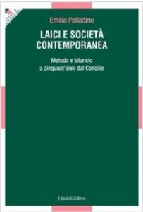 Copertina di 'Laici e società contemporanea'