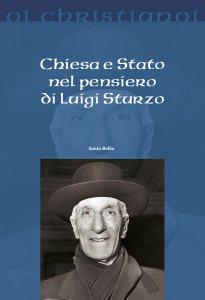 Copertina di 'Chiesa e Stato nel pensiero di Luigi Sturzo'
