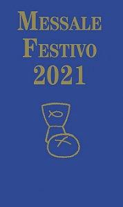 Copertina di 'Messale Festivo 2021'