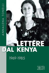Copertina di 'Lettere dal Kenya. 1969-1985'