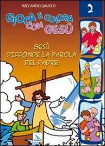 Copertina di 'Gioca e colora con Gesù'