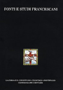 Copertina di 'Catalogo del Fondo musicale della biblioteca del Sacro Convento di S. Francesco di Assisi. Fondo del Maestro di cappella'