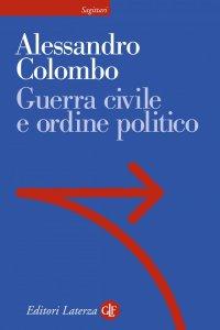 Copertina di 'Guerra civile e ordine politico'