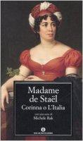 Corinna o l'Italia - Staël madame de