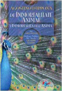 Copertina di 'De immortalitate animae. L'immortalità dell'anima'
