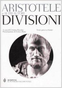 Copertina di 'Divisioni. Testo greco a fronte'