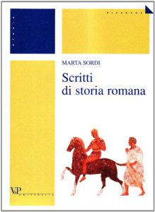 Copertina di 'Scritti di storia romana'